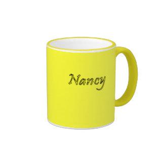 Mug for Nancy