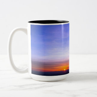 Mug for of the sun blue sky