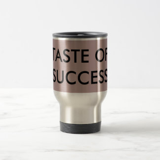 Mug for success