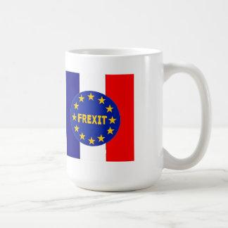 Mug French Flag EU Frexit