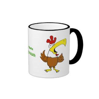 Mug- Funky Chicken