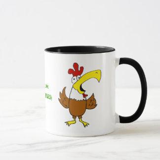 Mug- Funky Chicken Mug