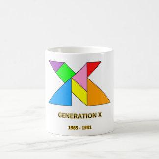 Mug generation X
