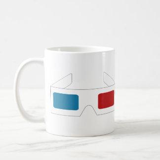 Mug Glasses 3D ClickforGraph