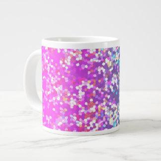 Mug Glitter Graphic Background Extra Large Mug