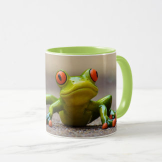 Mug grenouille frog