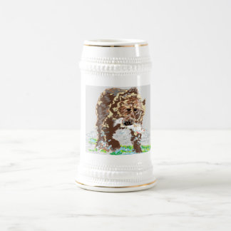 Mug/ Grizzly Bear Beer Stein