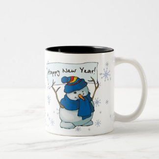 Mug - Happy New Year!