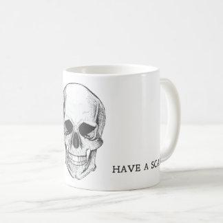 Mug Have Skull the Scary