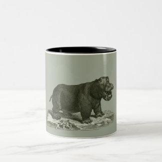 Mug Hippopotamus