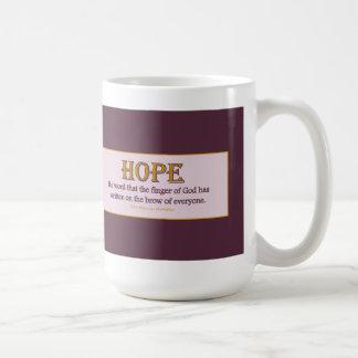Mug: Hope Coffee Mug