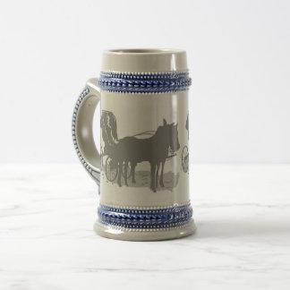Mug Horse & Buggy
