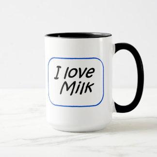 Mug - I love Milk