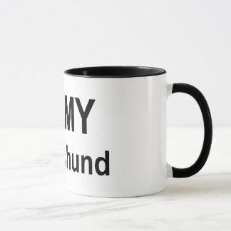 Mug - I love my dachshund