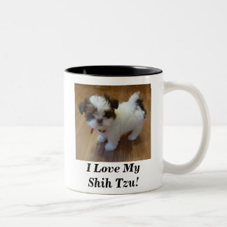 MUG I Love My Shih Tzu!