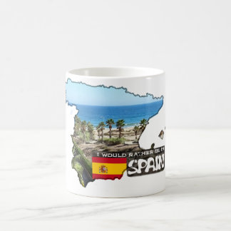 [Mug] I'd rather be in Spain Coffee Mug