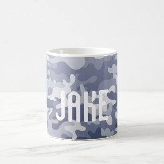 Mug - iHunt Camouflage Blue