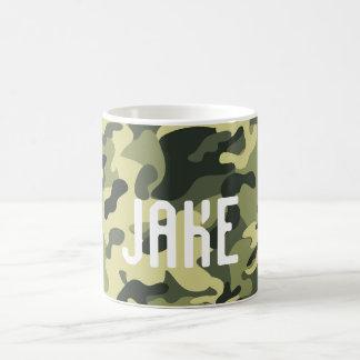 Mug - iHunt Camouflage Green