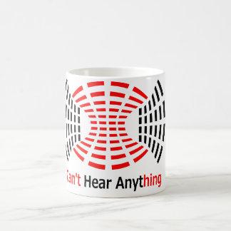 Mug II Can't Hear Anything
