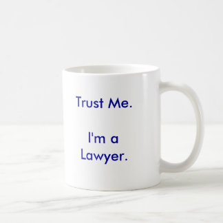 Mug-  I'm a lawyer Coffee Mug