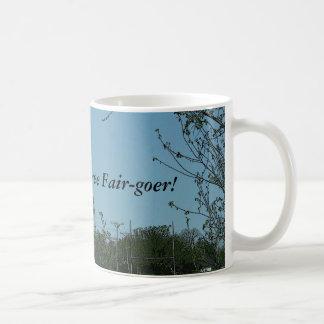 Mug:  I'm an Elk County Free Fair-goer! Basic White Mug