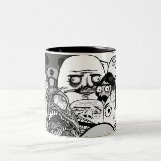 Mug in two tones - All Memes