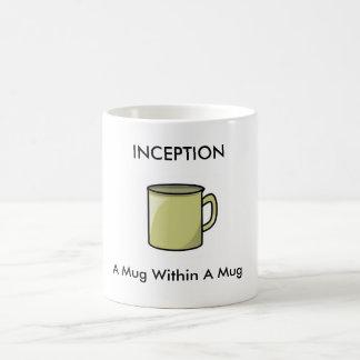 mug, INCEPTION, A Mug Within A Mug