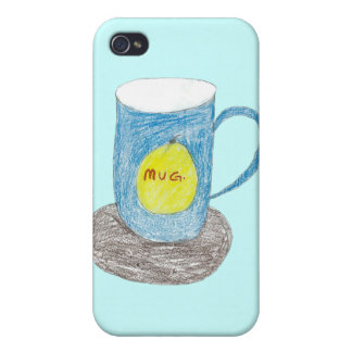 MUG iPhone 4/4S COVERS