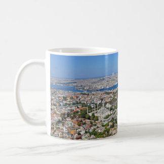 Mug: Istanbul - Sultanahmet and Golden Horn Coffee Mug