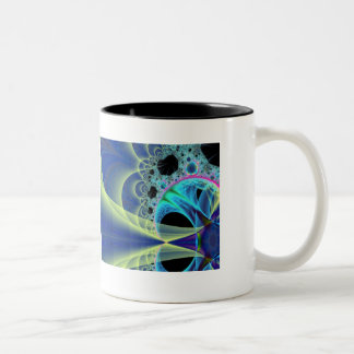 "Mug: ""Light Rays"""