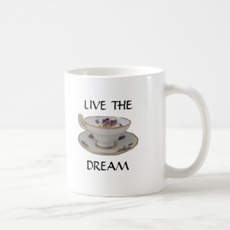 Mug lives the dream as a teacup