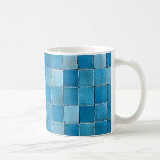 mug mosaic degraded blue