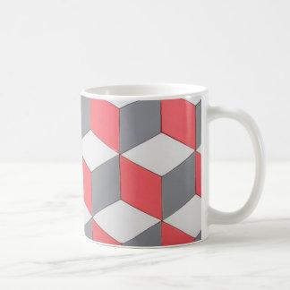 mug mosaic two-tone