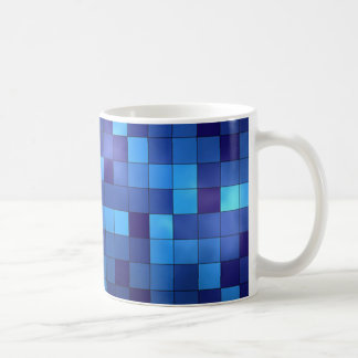mug mosaic with let us tons degraded blue