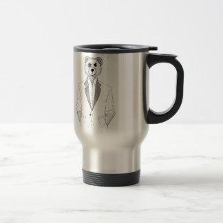 mug Mr. bear