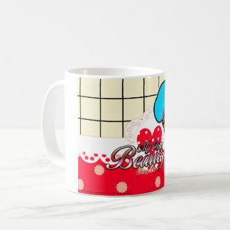 Mug MyTinyBeauty CherryLin red