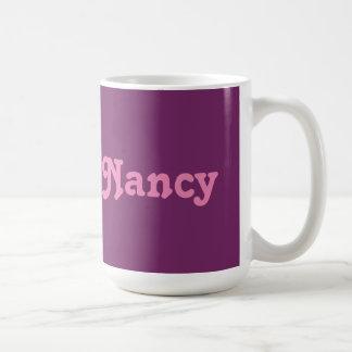 Mug Nancy