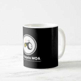 Mug Native Bee Mandaçaia MQA - Black