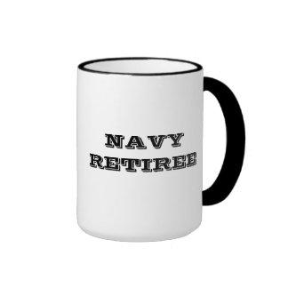 Mug Navy Retiree