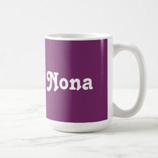 Mug Nona
