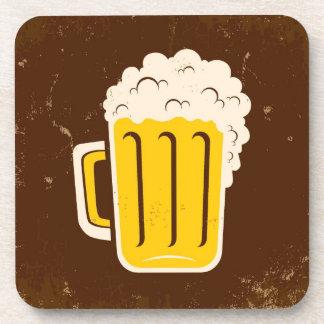 Mug Of Beer Drink Coasters