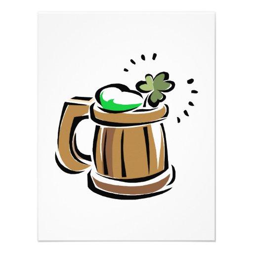 Mug of Beer Invite