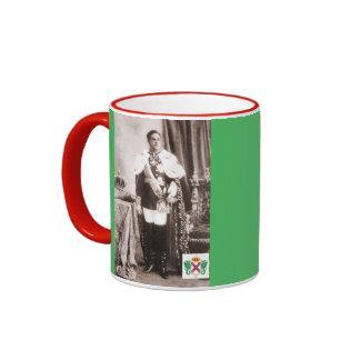 Mug of King Manuel II*/King Manuel II Mug