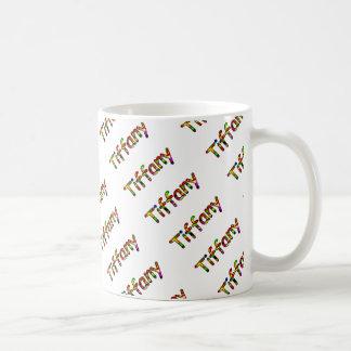 Mug of Tiffany