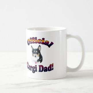 Mug Official Corgi Dad Mist