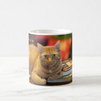 Mug Orange Cat