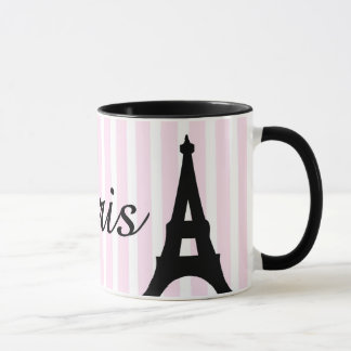 mug,paris,eiffel tower mug
