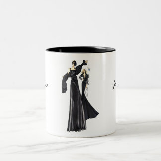 "Mug ""passion for fashion"""