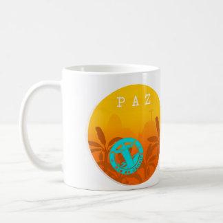 Mug Peace in Exclusive Rio De Janeiro
