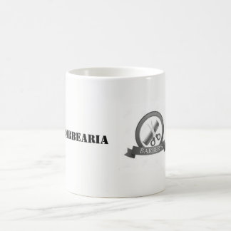 Mug personalized for barber